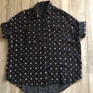 madewell button down!